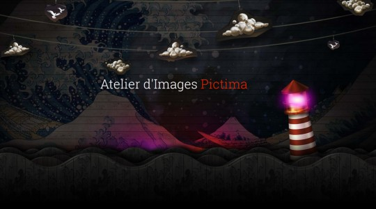 Animation phare Pictima