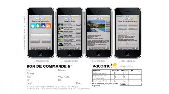 PDF interactif pour Vacome