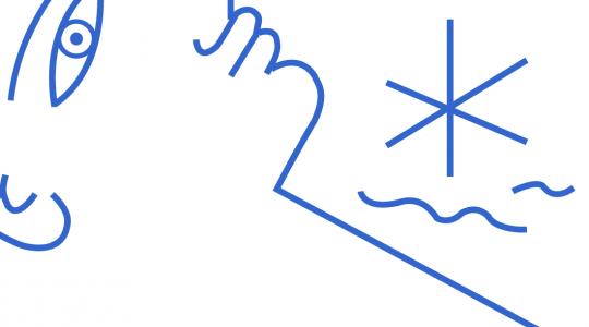 Le logo de la Villa Santo Sospir