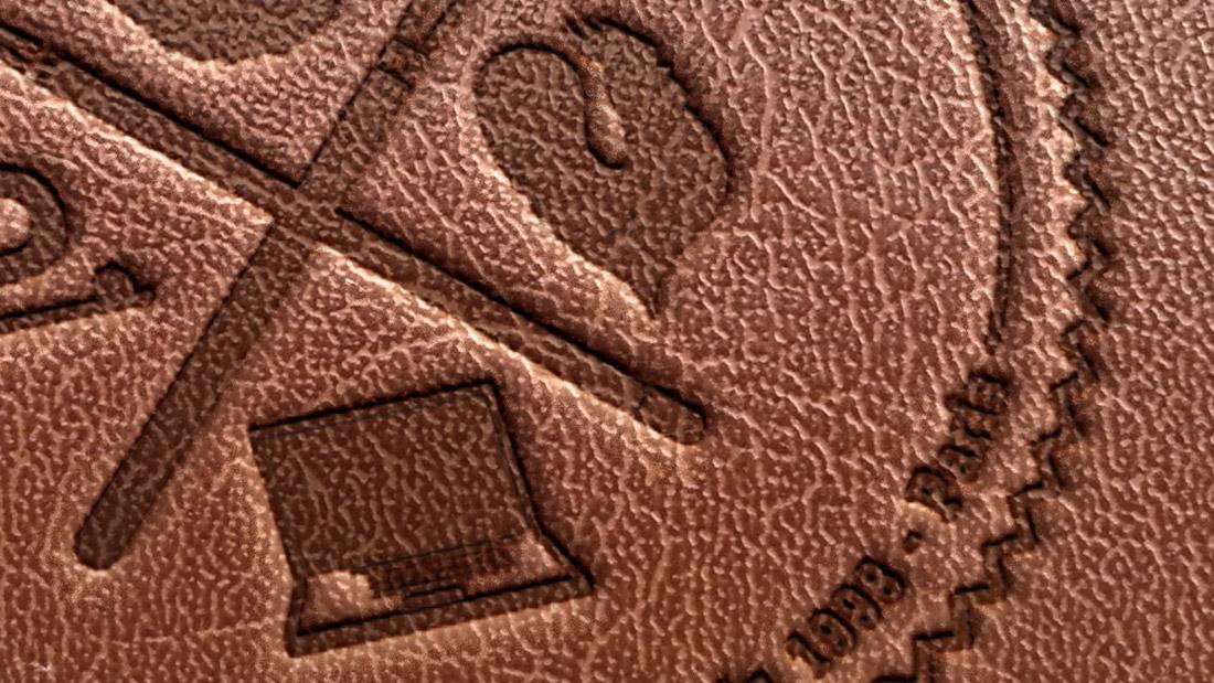 Réaliser un effet d'embossage sur cuir avec Photoshop